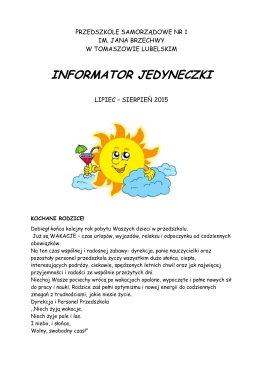 Informator VII