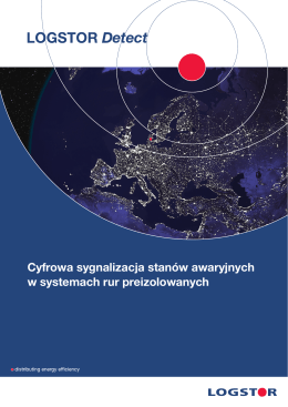 Cyfrowa sygnalizacja stanów awaryjnych w systemach