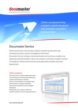 Pobierz folder Documaster Service