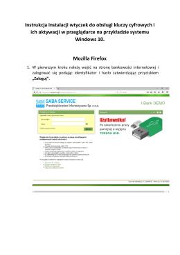 Instrukcja instalacji wtyczki