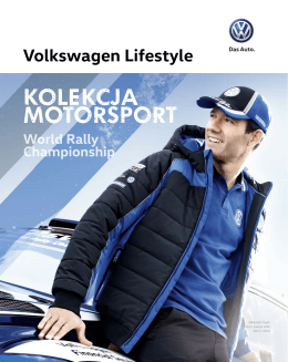 Kolekcja Lifestyle Motorsport