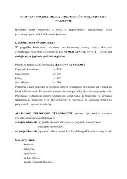 INFORMATOR wersja polska - Ambasada Portugalii w Warszawie