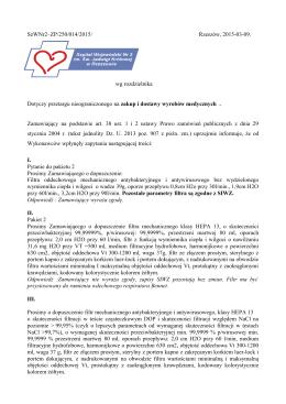 zp250_014_2015 Zapytanie nr1 - Szpital Wojewódzki Nr 2 w