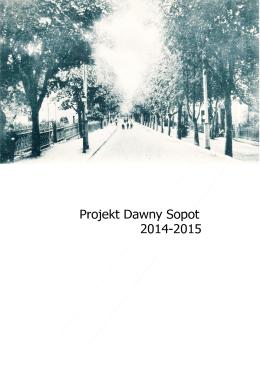 pdf 2,5 MB - Projekt Dawny Sopot