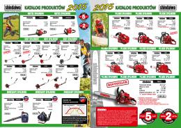 Pobierz katalog Shindaiwa 2015