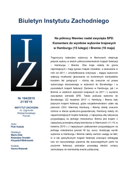 Acrobat: pdf 291 KB - Instytut Zachodni w Poznaniu