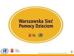 Warszawska Sieć prezentacja-2015