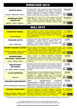 POBIERZ PROGRAM MARZEC 2015 w wersji pdf.