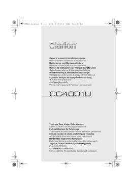 CC4001U - Clarion