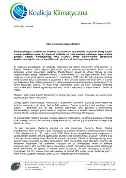 INFORMACJA_PRASOWA_Apel_do_premier_Szydlo_25.11.2015