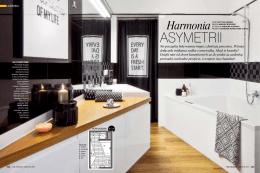 M jak mieszkanie 10/2015 - HOME & STYLE Katarzyna Rohde