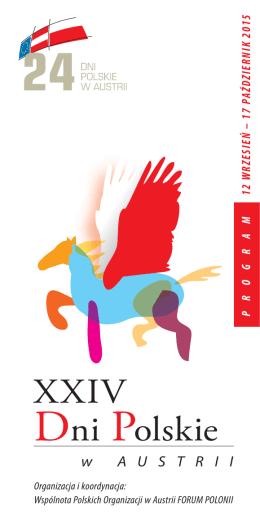 XXIV Dni Polskie - Ambasada RP w Wiedniu