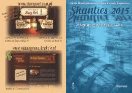 plik pdf - Festiwal Shanties