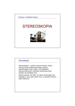STEREOSKOPIA