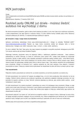 Generuj PDF - MZK Jastrzębie