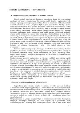 zarys historii - Główna Biblioteka Lekarska