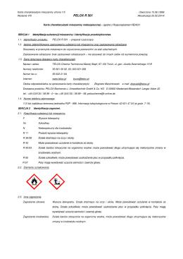 R 501 środek czyszczący