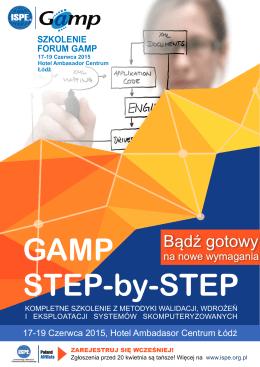 szkolenie forum gamp