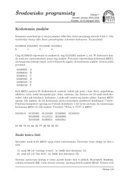 pdf - Środowisko programisty