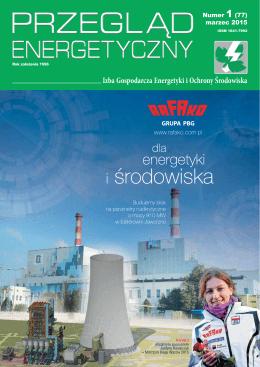 Pobierz plik PDF - Izba Gospodarcza Energetyki i Ochrony Środowiska