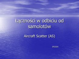 QSO via Aeroscater