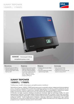 SMA STP 15000TL / 17000TL