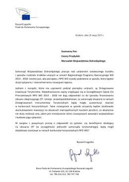 Otwórz plik 3 - Prof. Ryszard Legutko