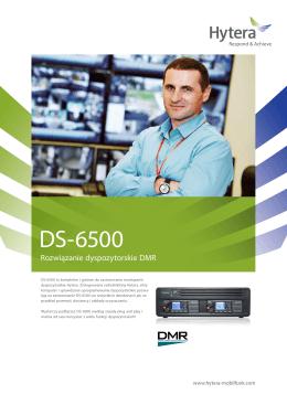 Hytera DS-6500 - Rozwiązanie dyspozytorskie DMR