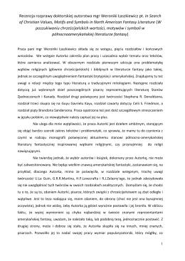 recenzja plik / pdf