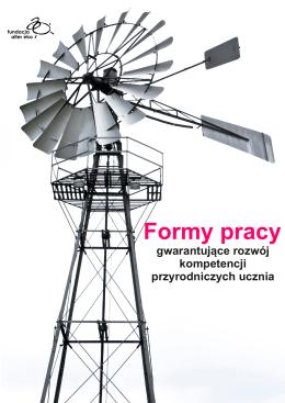 Formy publikacji gwarantujące rozwój