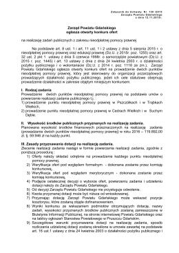 ogłoszenie o konkursie (plik pdf)