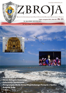 ZBROJA, nr 21 - lipiec-sierpień 2015