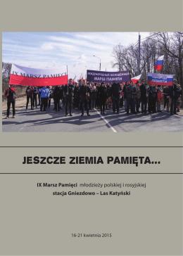 Sprawozdanie - publikacja - Stowarzyszenie Współpracy ze