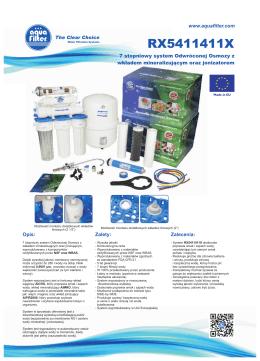 RX5411411X - Aquafilter