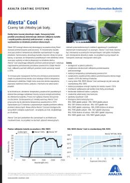 Informacja o produkcie - Axalta Coating Systems