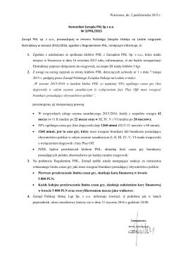 Komunikat do pobrania wersja pdf