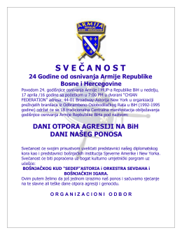 sve č anost - Bosnjaci.Net