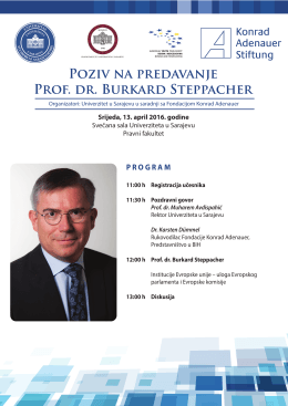 Steppacher plakat 3 - Filozofski fakultet Univerziteta u Sarajevu