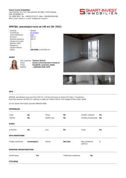 OPATIJA, samostojeća kuća od 140 m2 (ID: 5932)