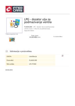 Preuzimanje PDF-a - Inter Cars Croatia