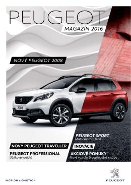 Viac info - Peugeot