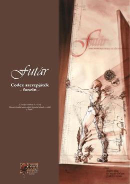 FUTÁR- Codex Szerepjáték Fanzin