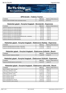 Letöltés PDF formába - BE