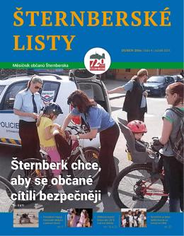 šternberské listy - MAS Šternbersko