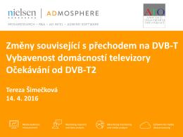 závěrečná zpráva o průběhu kontinuálního výzkumu 2015 - DVB-T2