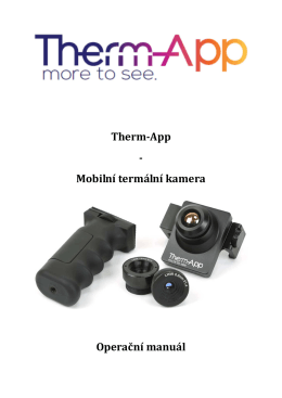 Therm-app manual