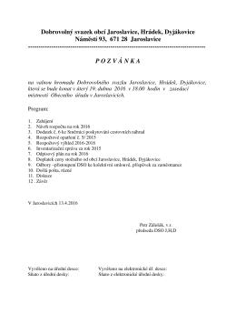 Dobrovolný svazek obcí Jaroslavice, Hrádek
