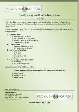 Katalog v PDF