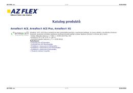 Tisk katalogu sortimentu v PDF
