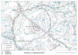 typologická mapa